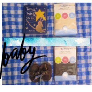 baby shower 👶 gifts lot 4 items